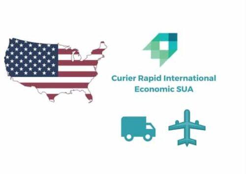 Curier Rapid International Economic SUA/Canada