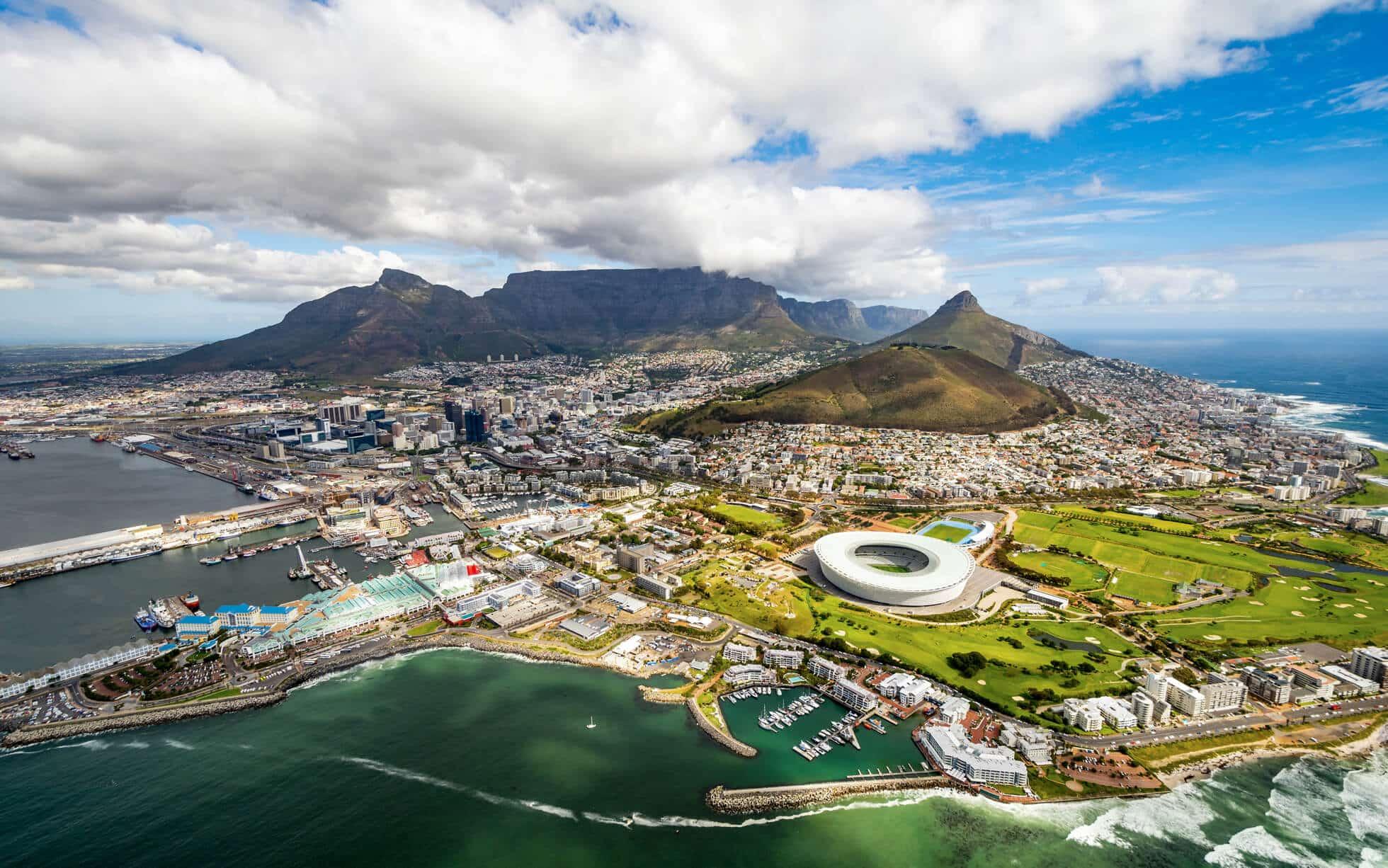 Curierat Rapid Africa de Sud
